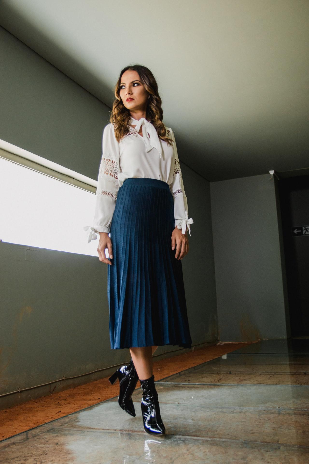 Trendy latem - sukienki midi